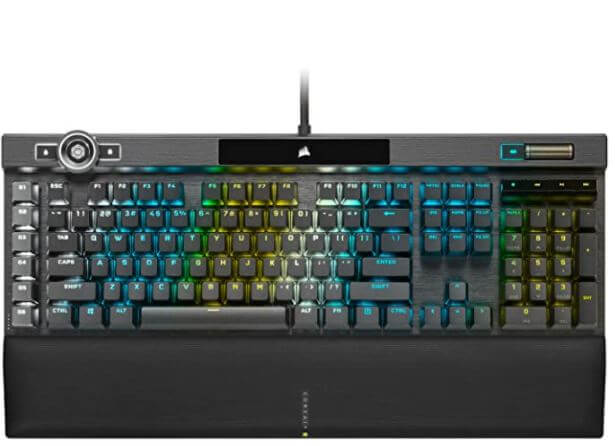 Corsair K100 RGB Mechanical Gaming Keyboard
