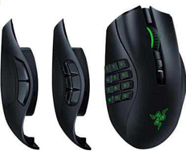 Razer Naga Pro Wireless Gaming Mouse