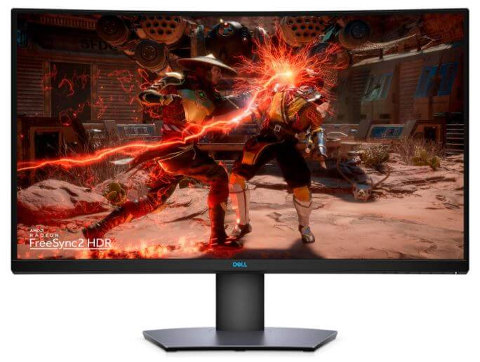 DELL S3220DGF Monitor Piatto per PC 80 cm 31.5 2560 x 1440 Pixel