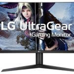 LG 38GL950G-B 38 Inch UltraGear Nano IPS 1 ms Curved Gaming Monitor